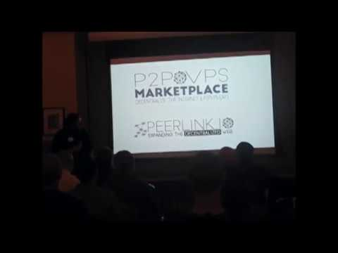 P2P VPS Presents at NewTech PDX