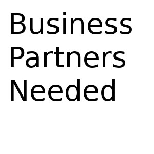 Business Partners Needed